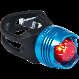 Cube RFR Diamond Lampada di sicurezza LED rosso, blu/nero